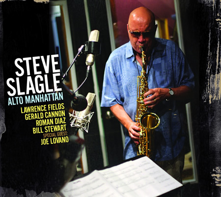 Steve Slagle Alto Manhattan