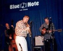 Stryker/Slagle Band, Blue Note, Las Vegas
