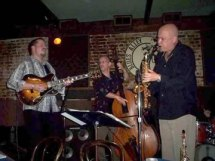 Stryker/Slagle Band, Blues Alley, Washington, DC