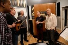 Dedciation session--trading 8's studio