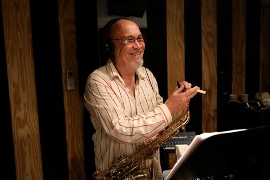 Steve at Trading 8's Studio