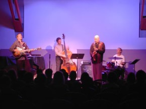 Stryker/Slagle Band with Andy Mckee and Gary Novak, Jazz Bakery, Los Angeles