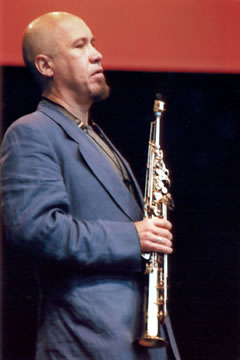 With Joe Lovano Quartet, Stockholm Jazz Festival