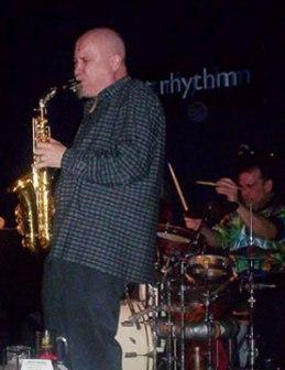 Stryker/Slagle Band, Sweet Rhythm, NYC