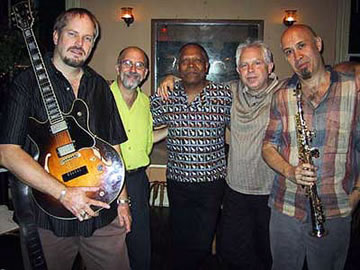 Stryker/Slagle Band in Japan with Mark Soskin, Billy Hart and Cameron Brown