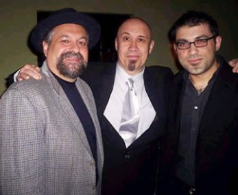 With Joe Lovano and Orpheus, Private Party, Fort Tryon Park, NYC