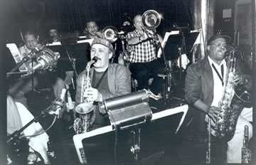 With Mingus Big Band, Live Recording at Fez, late 90s