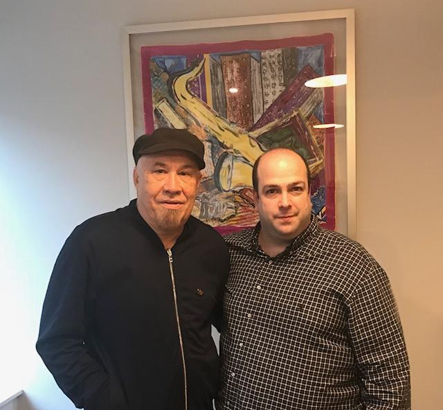 Steve Slagle & David Gould Vandoren Studio NYC