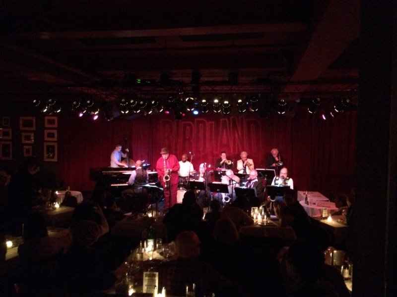 Full Band-Lovano's Streams of Expression @ Birdland NYC 11:16:18